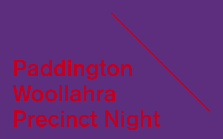 Paddington-Woollahra Precinct Night