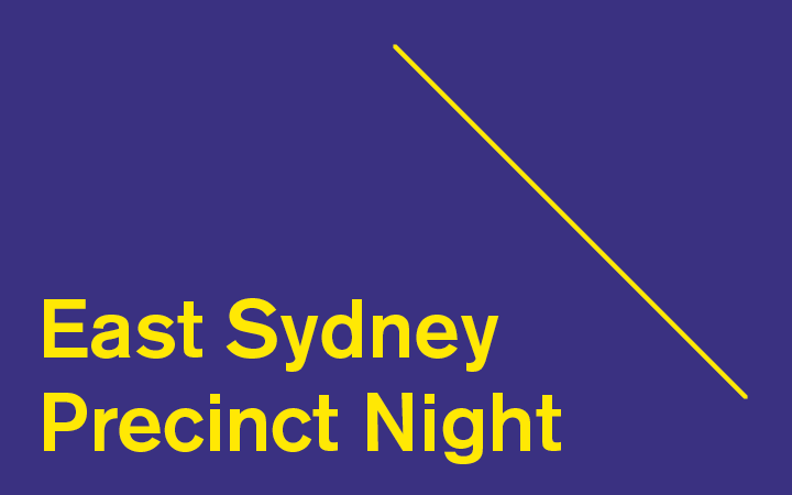 East Sydney Precinct Night