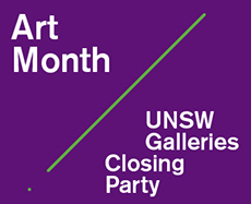 Art Month 2018 Finissage Party UNSW Art & Design