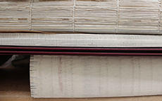 Coptic stitch book binding