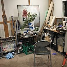 Still Life Drawing Workshop & Artist Talk
