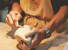 Sculpture in a Day: Carving Soapstone with Karen Alexander