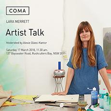 Artist Talk